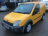 2006 06 Ford Transit Connect 1.8TDCi ( 90PS ) Low Roof Van T200 SWB L