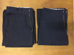 pantalons travail Dickies work pants