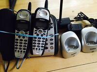 Uniden Phone Set for sale