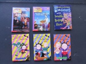 BOOKS FOR KIDS - LOT # 1-2-3-4