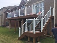 DECK  and FENCE INSTALLATION