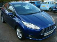 2015/65 Ford Fiesta 1.0 ( 100ps ) EcoBoost ( s/s ) Zetec 5dr