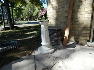 PEDESTAL SINK AND BASES CASTIRON Kitchener / Waterloo Kitchener Area image 4