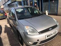 Ford Fiesta 1.4 Ltd Edn Flame 3 DOOR - 2004 04-REG - 7 MONTHS MOT