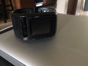 Nike + GPS sports watch