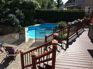 WOW PRICE! Perfect 5 bedroom house with pool and finished bsmnt
