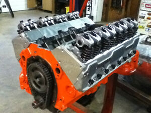 Chevy High Performance Engine