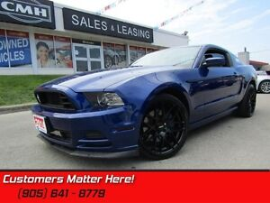 2014 Ford Mustang GT  PREMIUM, LEATHER, NAVIGATION, REAR CAMERA!