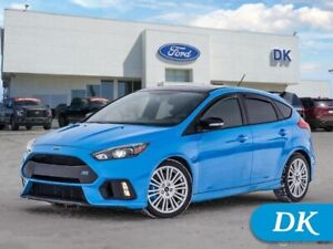 2018 Ford Focus RS  AWD Fully Loaded w/3M and 2 Sets of Tires!