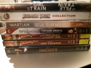 $5 DVDS!!! (BUY ALL 7 OF THEM FOR JUST $20)