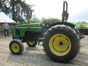 "John Deere 5420 diesel tractor ""REDUCED"""