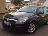 2006 (06) VAUXHALL ASTRA ACTIVE 1.6 PETROL*2 KEYS*(105 BHP)GET*MOT 30/09/2017*HPI CLEAR*P/X WELCOME*