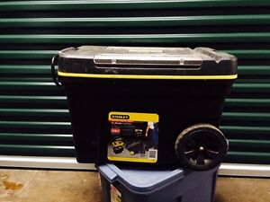 One Stanley Portable Tool Box