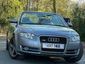 image for 2007 Audi A4 CABRIOLET 2.0 TDI S line Cabriolet Multitronic 2dr Convertible Dies