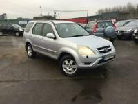 HONDA CR-V I-VTEC EXECUTIVE AUTO 1 OWNER DEALER SERVICE HISTORY JUST MOT SERVICE