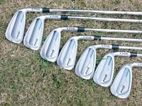 Ping i E1 Series clubs [4-PW, S300 XP95 Shafts, Blue Dot, RH]