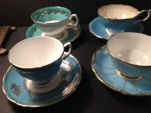 VINTAGE TEACUP RENTALS FOR SHOWERS,  HIGH TEAS OR BIRTHDAYS