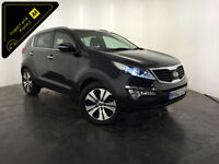2013 63 KIA SPORTAGE 3 SAT NAV CRDI ESTATE 1 OWNER SERVICE HISTORY FINANCE PX