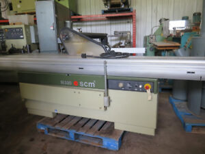 SCM 10' Sliding Table Saw