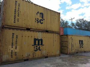 Super special maritime Containers 20' West Island Greater Montréal image 2