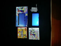 Nintendo 3DSXL Mario Party EDITION NEGO