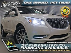 2014 Buick Enclave Leather One Owner | PST PAID