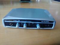 M-Audio MobilePre USB Preamp / Audio Interface