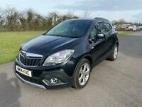 2014 Vauxhall Mokka 1.7 CDTI EXCLUSIV AUTOMATIC Hatchback Diesel Automatic