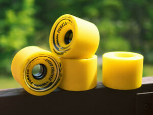 PUNKED Speed Cruiser 70mm / 78a / Contact 52mm Longboard Wheels