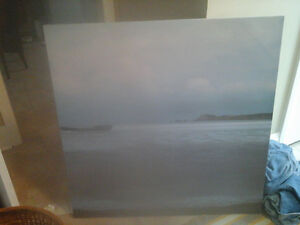 large seascape canvas art
