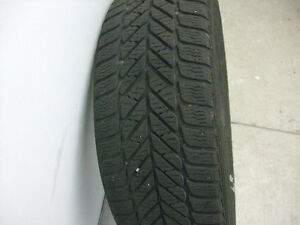 GOODYEAR ULTRAGRIP WINTER TIRES 215x55x16 London Ontario image 5