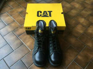 """Men's Brand New Size 10 8"""" Boots. CAT."""