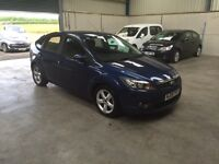 08 Reg Ford Focus Zetec 1.8 tdci guaranteed cheapest in country