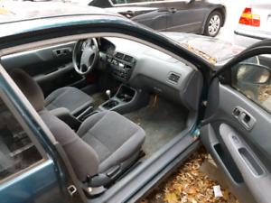1996 Honda civic si
