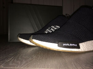 Adidas NMD City Sock x United Arrows size 8 DS