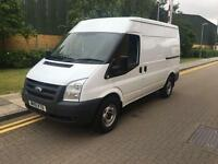 2011 Ford TRANSIT 140 T350M FWD MWB Med Roof Panel Van **AIR CON** Manual PANEL