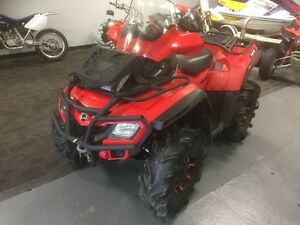 2012 Can Am Outlander XT 650 $79 Bi-weekly! (REDUCED!)