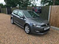 2012/12 Volkswagen Polo 1.4 DSG Match [85] Only 7900 Miles £0 DEPOSIT FINANCE