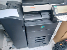 Olivetti d Color MF451 multi function printer with finisher