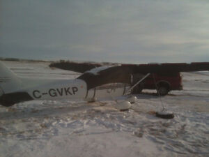 Cessna 172 Wing/Tail covers