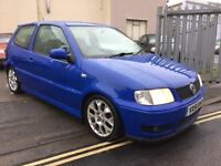 Volkswagen polo colour concept special edition leather heated seats new mot 895 deposit taken sorry