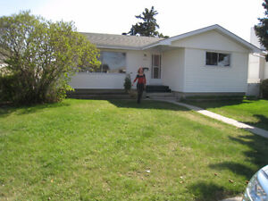 Ideally Located Large Bungalow - Main Floor and Basement Suite