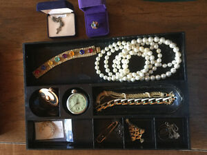 Old Costume Jewelry Lot
