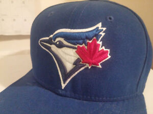 Blue Jays On Field Official MLB Hat (size 7-1/8)
