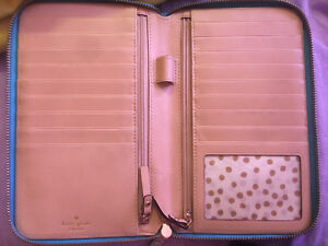 Kate Spade Wallet and Coach clutch