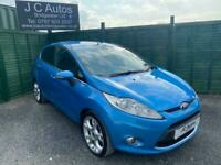 2010 FORD FIESTA 1.6 TITANIUM 39065 MILES WITH FULL SERVICE HISTORY