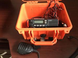 ICOM Truck Radio