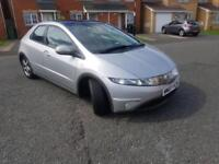 Honda Civic 2.2i-CTDi ( lth ) ( 17in Alloys ) ES