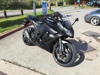 2013 Kawasaki ZX 1000 sx abs model superb condition only 5k 1 owner px bike or