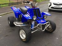 06 Yamaha banshee 350 Quad with some mods May swap or px